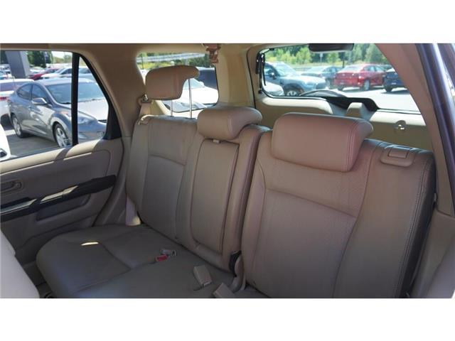 2006 Honda CR-V EX-L (Stk: HN2287A) in Hamilton - Image 24 of 34
