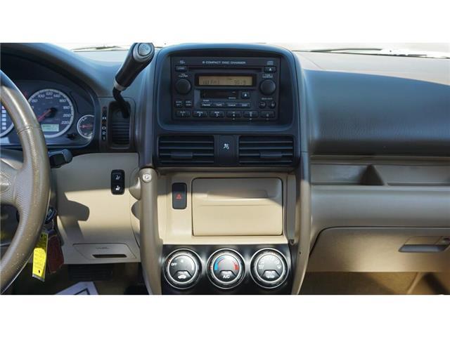2006 Honda CR-V EX-L (Stk: HN2287A) in Hamilton - Image 31 of 34