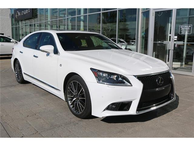 2013 Lexus LS 460 Base (Stk: 3968A) in Calgary - Image 1 of 15