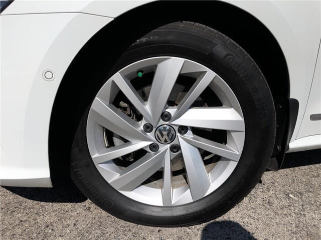 2018 Volkswagen Passat 2.0 TSI Comfortline (Stk: 1VWBA7) in Oakville - Image 10 of 20