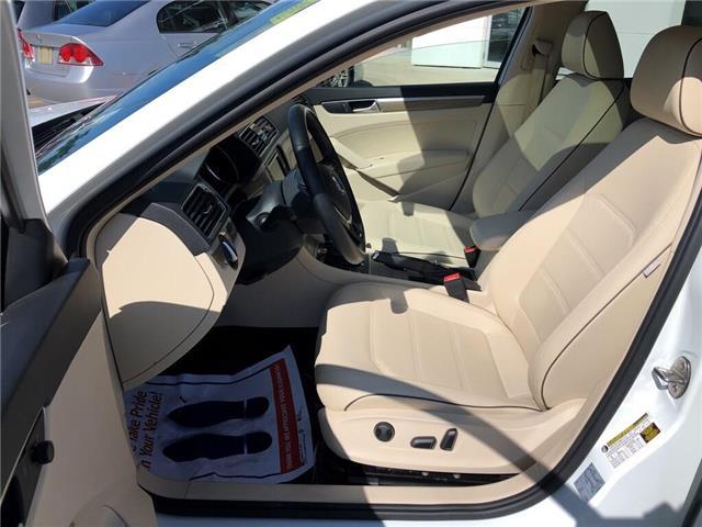 2018 Volkswagen Passat 2.0 TSI Comfortline (Stk: 1VWBA7) in Oakville - Image 12 of 20
