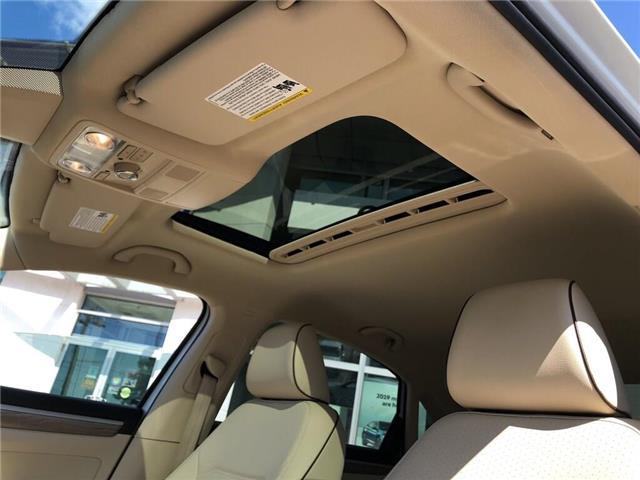 2018 Volkswagen Passat 2.0 TSI Comfortline (Stk: 1VWBA7) in Oakville - Image 15 of 20