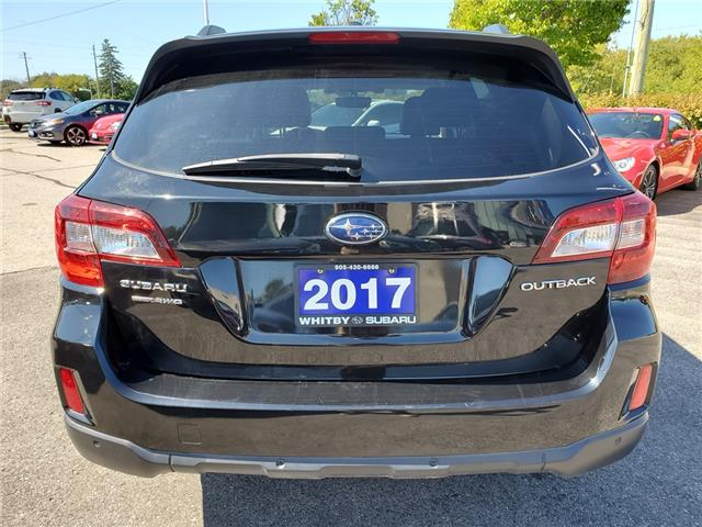 2017 Subaru Outback 2.5i Touring (Stk: 20S18A) in Whitby - Image 4 of 26
