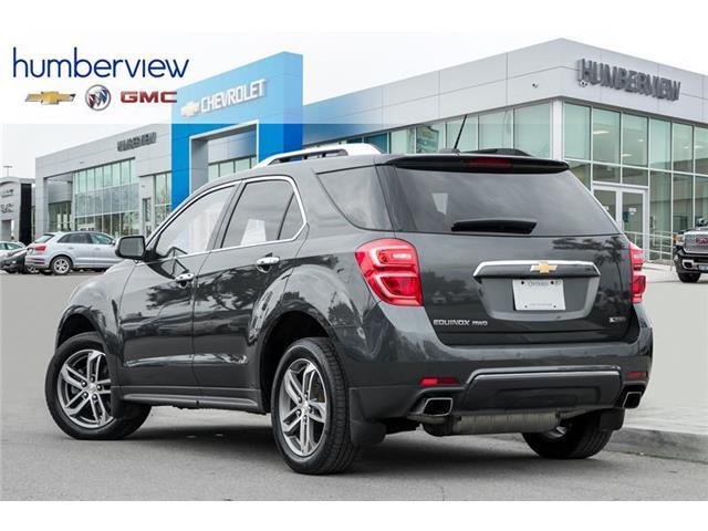 2017 Chevrolet Equinox Premier (Stk: 201391DP) in Toronto - Image 8 of 21
