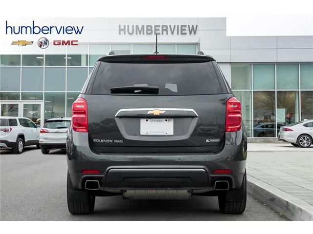2017 Chevrolet Equinox Premier (Stk: 201391DP) in Toronto - Image 10 of 21