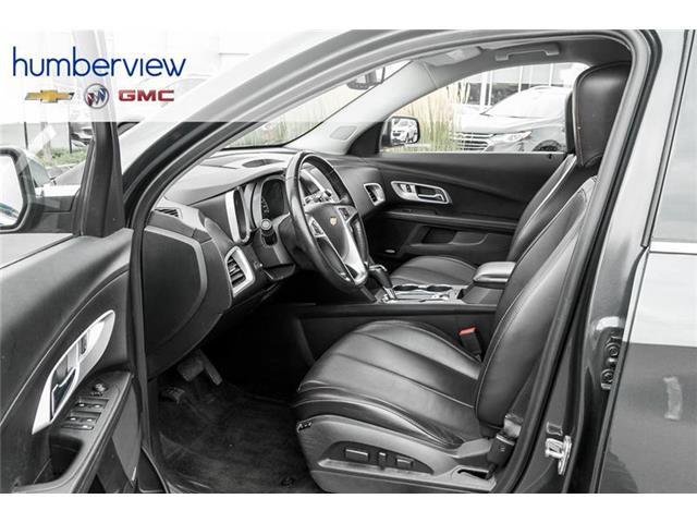 2017 Chevrolet Equinox Premier (Stk: 201391DP) in Toronto - Image 11 of 21