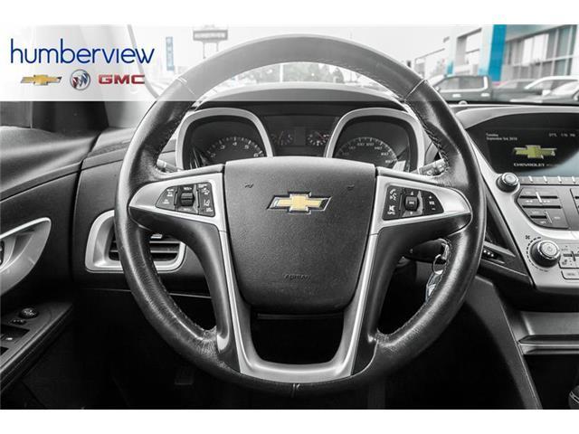 2017 Chevrolet Equinox Premier (Stk: 201391DP) in Toronto - Image 13 of 21