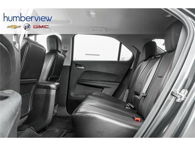 2017 Chevrolet Equinox Premier (Stk: 201391DP) in Toronto - Image 18 of 21
