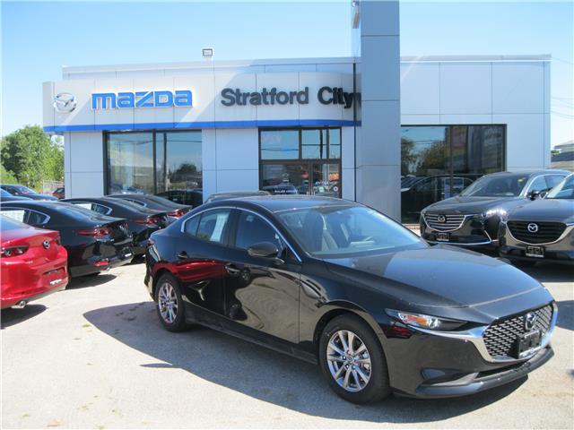 2019 Mazda Mazda3 GS (Stk: 19068) in Stratford - Image 1 of 6