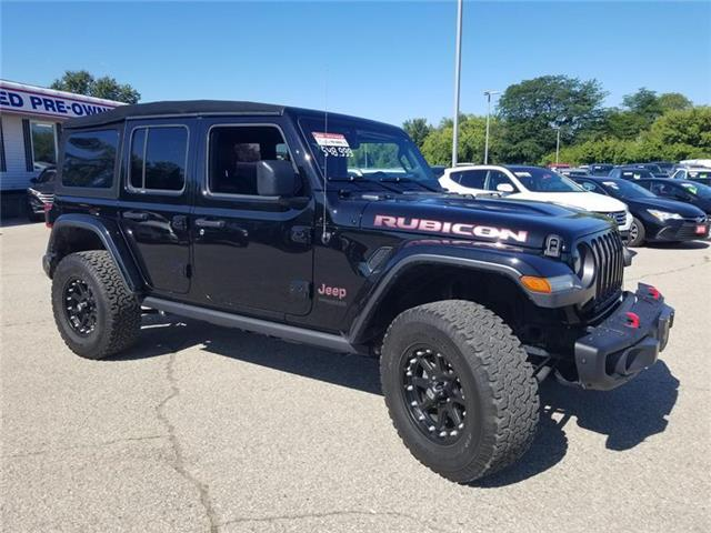 2018 Jeep Wrangler Unlimited Rubicon (Stk: 1912850A) in Kitchener - Image 3 of 9