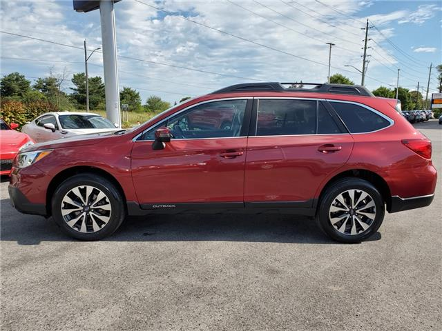 2017 Subaru Outback 3.6R Limited (Stk: 20S03A) in Whitby - Image 2 of 27