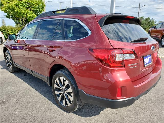 2017 Subaru Outback 3.6R Limited (Stk: 20S03A) in Whitby - Image 3 of 27