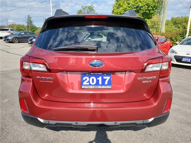 2017 Subaru Outback 3.6R Limited (Stk: 20S03A) in Whitby - Image 4 of 27