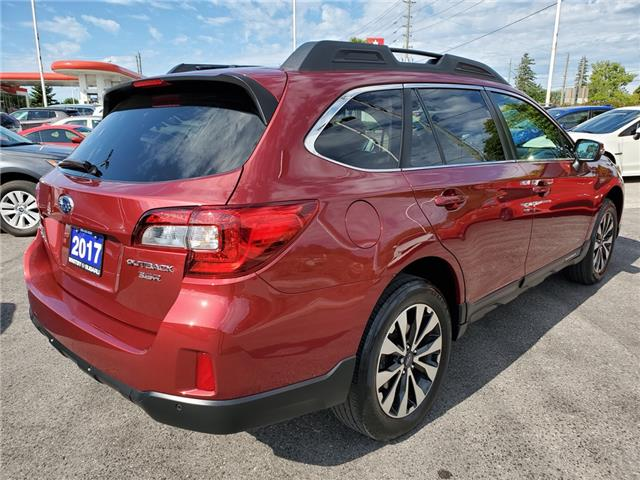 2017 Subaru Outback 3.6R Limited (Stk: 20S03A) in Whitby - Image 5 of 27