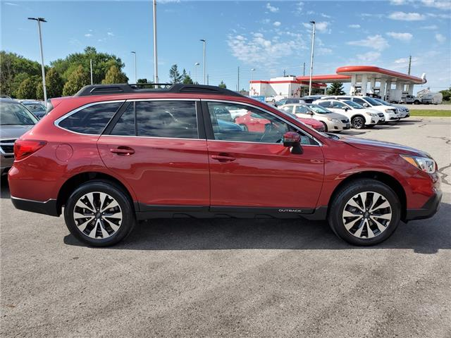 2017 Subaru Outback 3.6R Limited (Stk: 20S03A) in Whitby - Image 6 of 27