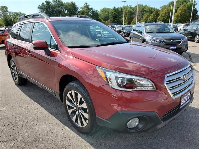 2017 Subaru Outback 3.6R Limited (Stk: 20S03A) in Whitby - Image 7 of 27