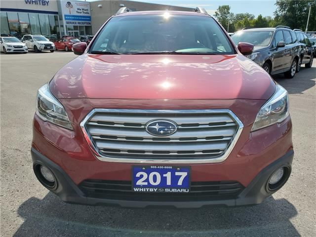 2017 Subaru Outback 3.6R Limited (Stk: 20S03A) in Whitby - Image 8 of 27