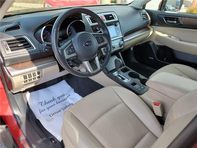 2017 Subaru Outback 3.6R Limited (Stk: 20S03A) in Whitby - Image 11 of 27