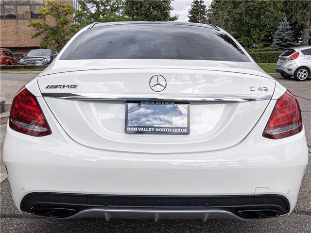 2018 Mercedes-Benz AMG C 43  (Stk: 28820A) in Markham - Image 8 of 25