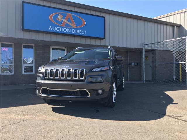 2014 Jeep Cherokee Limited (Stk: M167581) in Moncton - Image 1 of 11
