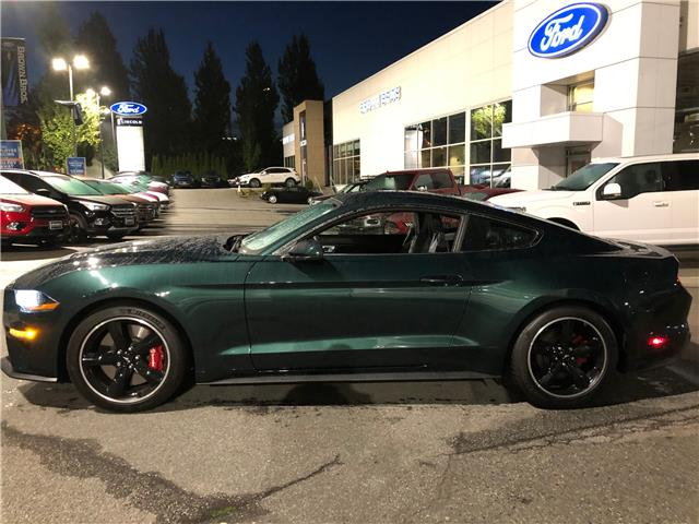 2019 Ford Mustang BULLITT (Stk: 19469A) in Vancouver - Image 2 of 17