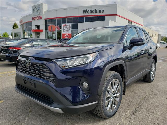 2019 Toyota RAV4 Limited (Stk: 9-1207) in Etobicoke - Image 1 of 9