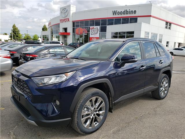 2019 Toyota RAV4 Limited (Stk: 9-1207) in Etobicoke - Image 2 of 9