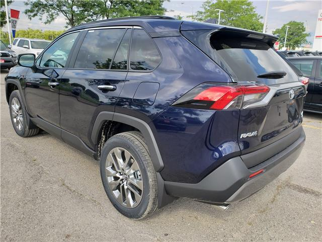 2019 Toyota RAV4 Limited (Stk: 9-1207) in Etobicoke - Image 3 of 9