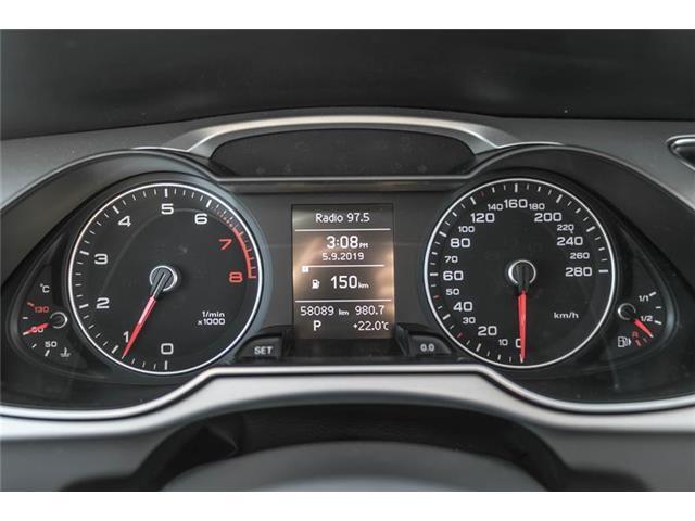 2015 Audi A4 2.0T Komfort (Stk: MA1773) in London - Image 16 of 22
