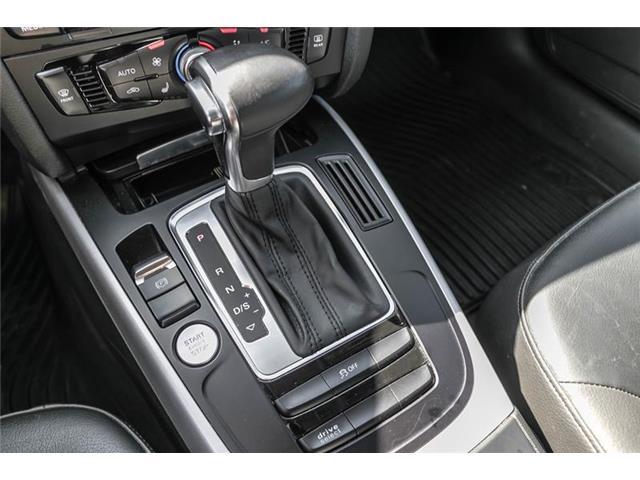2015 Audi A4 2.0T Komfort (Stk: MA1773) in London - Image 18 of 22
