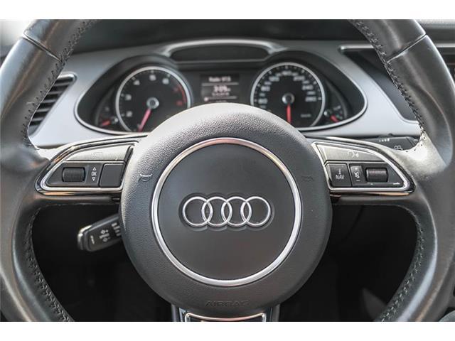2015 Audi A4 2.0T Komfort (Stk: MA1773) in London - Image 19 of 22