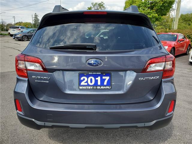 2017 Subaru Outback 2.5i (Stk: 20S05A) in Whitby - Image 4 of 23