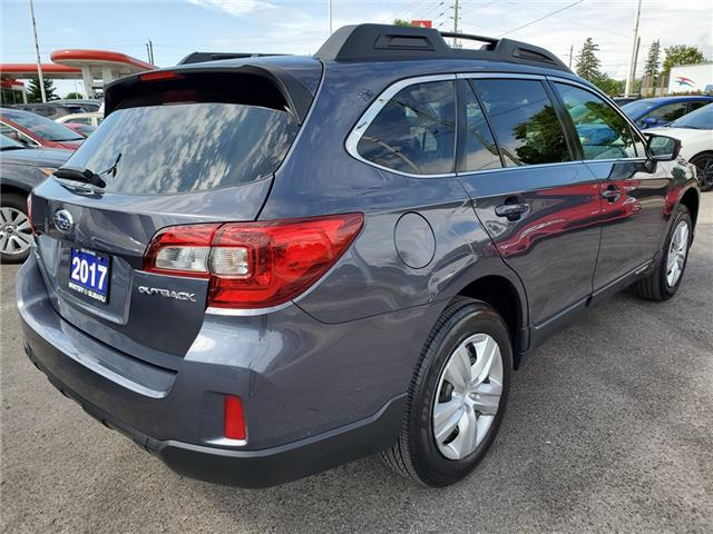 2017 Subaru Outback 2.5i (Stk: 20S05A) in Whitby - Image 5 of 23