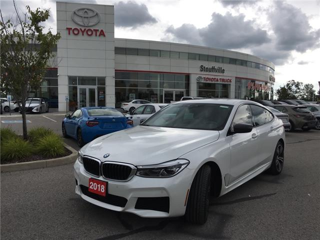 2018 BMW 640i xDrive Gran Turismo (Stk: P1930) in Whitchurch-Stouffville - Image 1 of 20