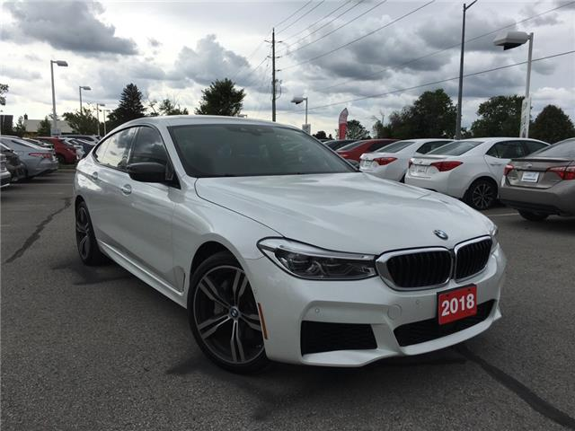 2018 BMW 640i xDrive Gran Turismo (Stk: P1930) in Whitchurch-Stouffville - Image 4 of 20