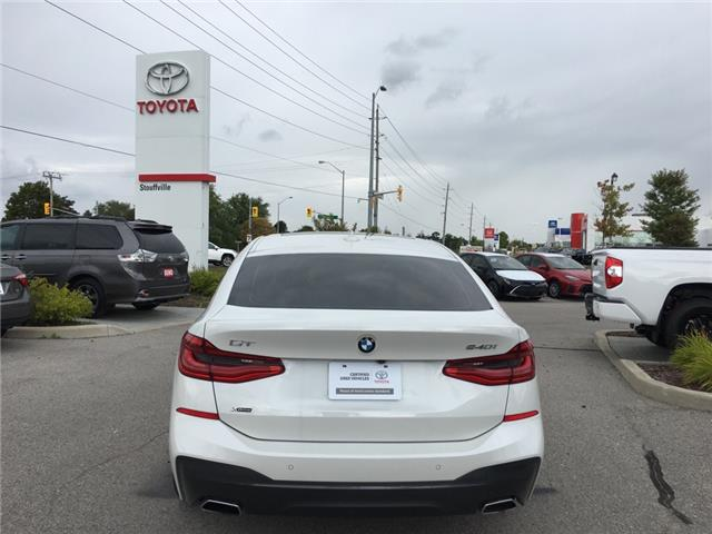 2018 BMW 640i xDrive Gran Turismo (Stk: P1930) in Whitchurch-Stouffville - Image 5 of 20