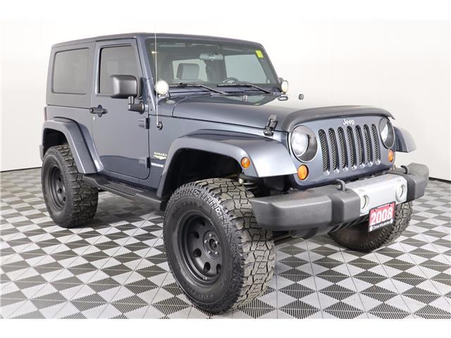 2008 Jeep Wrangler Sahara 1J4FA54198L633060 19-311B in Huntsville