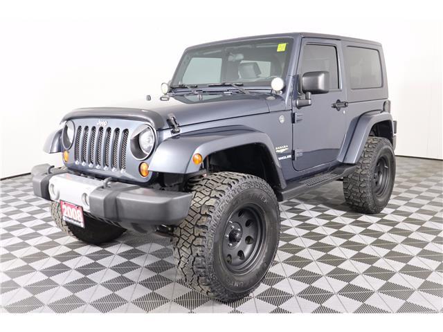 2008 Jeep Wrangler Sahara (Stk: 19-311B) in Huntsville - Image 3 of 27