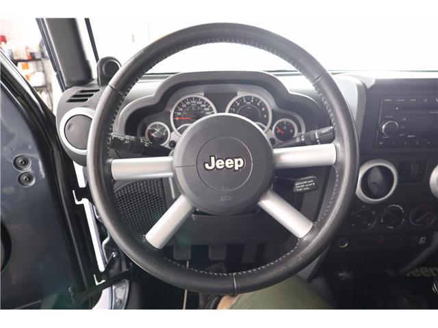 2008 Jeep Wrangler Sahara (Stk: 19-311B) in Huntsville - Image 18 of 27