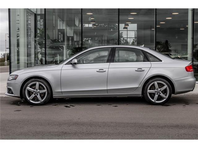 2011 Audi A4 2.0T Premium Plus (Stk: SU0069A) in Guelph - Image 4 of 22