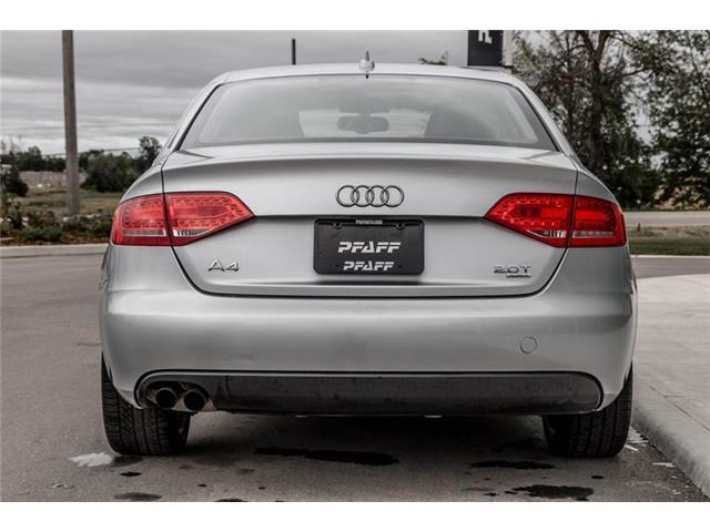 2011 Audi A4 2.0T Premium Plus (Stk: SU0069A) in Guelph - Image 6 of 22