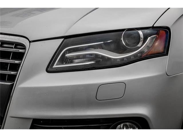 2011 Audi A4 2.0T Premium Plus (Stk: SU0069A) in Guelph - Image 9 of 22