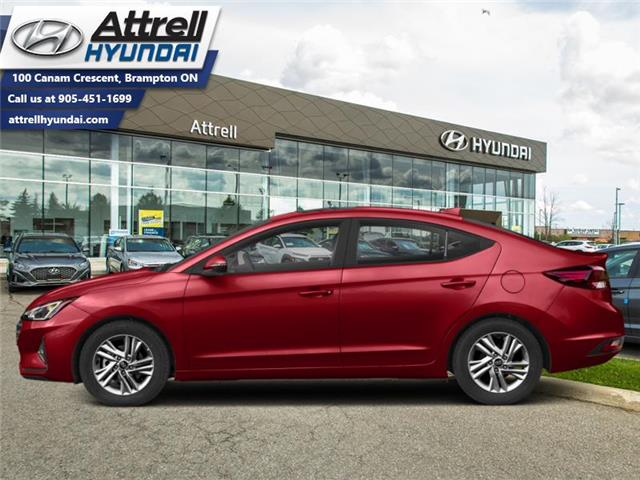 2020 Hyundai Elantra Preferred IVT (Stk: 34003) in Brampton - Image 1 of 1