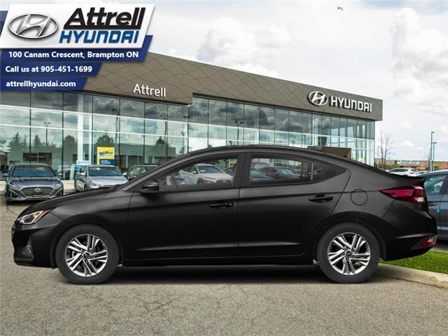 2020 Hyundai Elantra Ultimate (Stk: 34247) in Brampton - Image 1 of 1