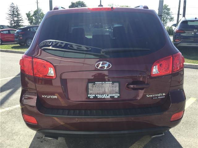 2009 Hyundai Santa Fe GLS (Stk: 7967H) in Markham - Image 5 of 20