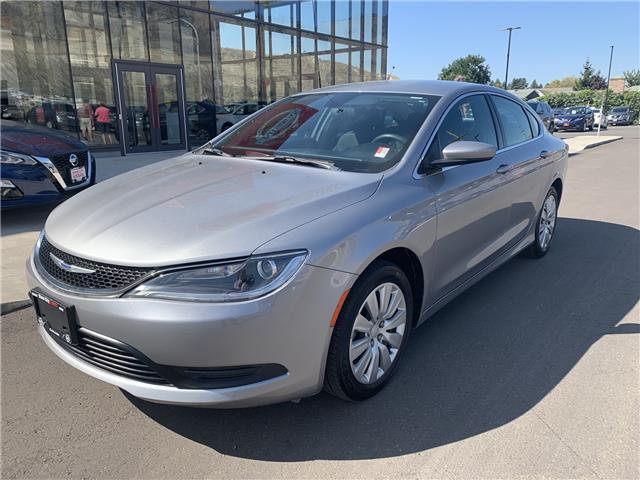 2016 Chrysler 200 LX (Stk: T19115A) in Kamloops - Image 1 of 20