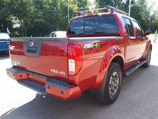 2017 Nissan Frontier  (Stk: 10658A) in Brockville - Image 6 of 27