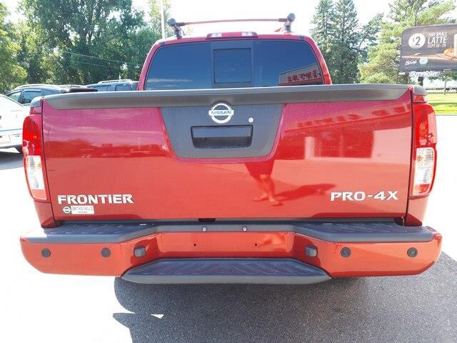 2017 Nissan Frontier  (Stk: 10658A) in Brockville - Image 21 of 27