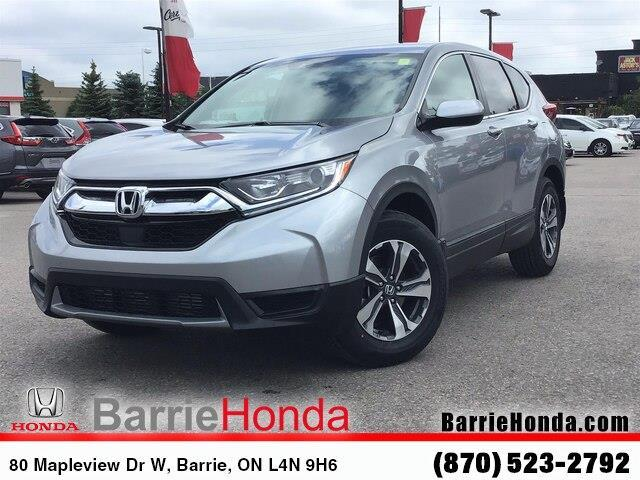 2019 Honda CR-V LX (Stk: 191849) in Barrie - Image 1 of 22