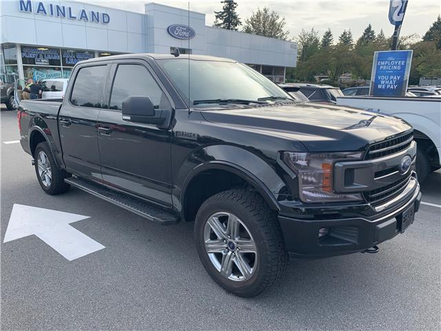 2018 Ford F-150 XLT (Stk: 9F17013A) in Vancouver - Image 1 of 1
